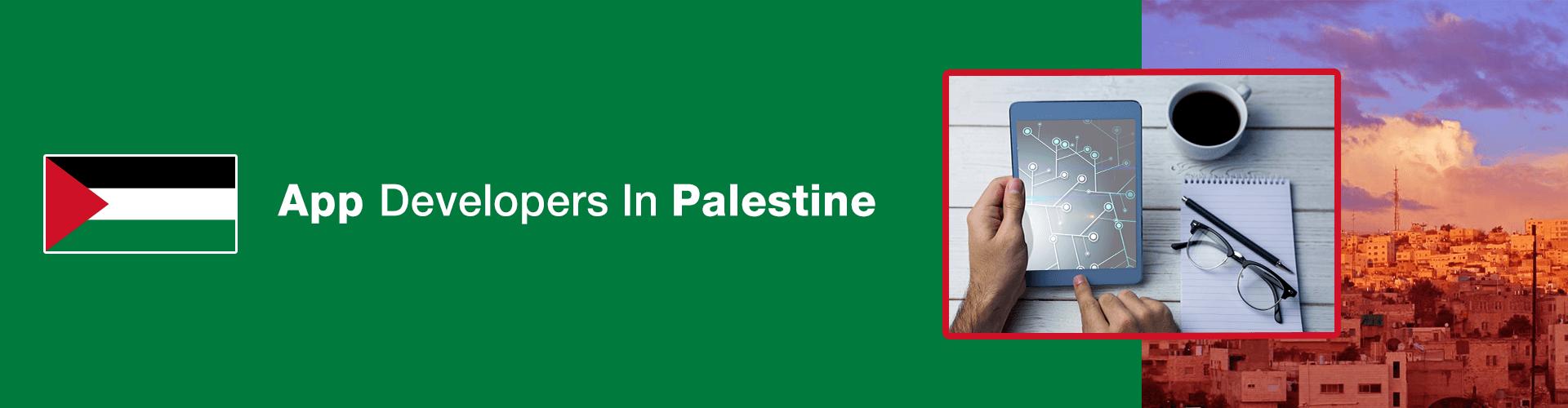 app developers palestine