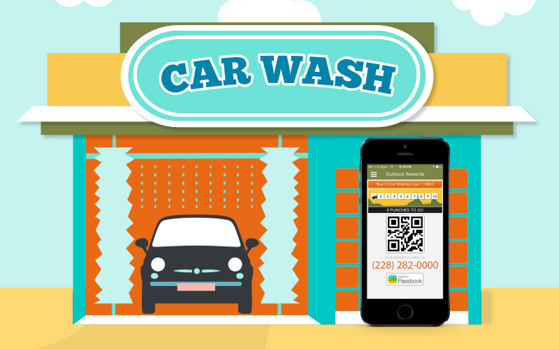 car washing on-demand app development