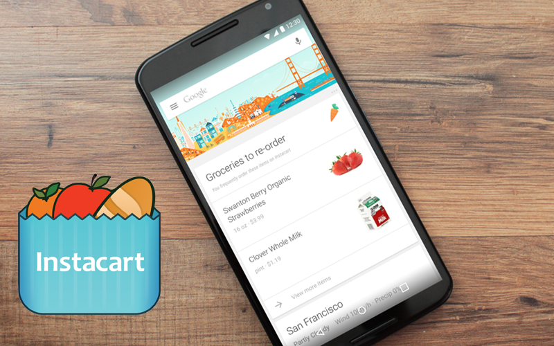 instacart application development company