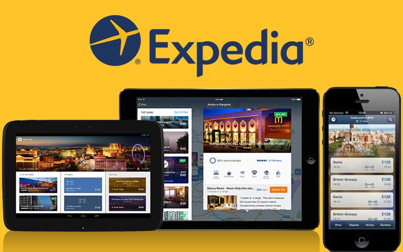 app like expedia