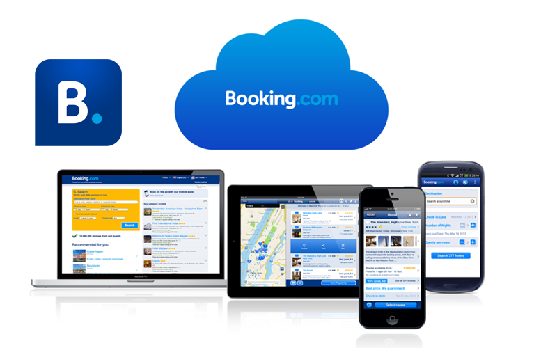 hotel booking app development