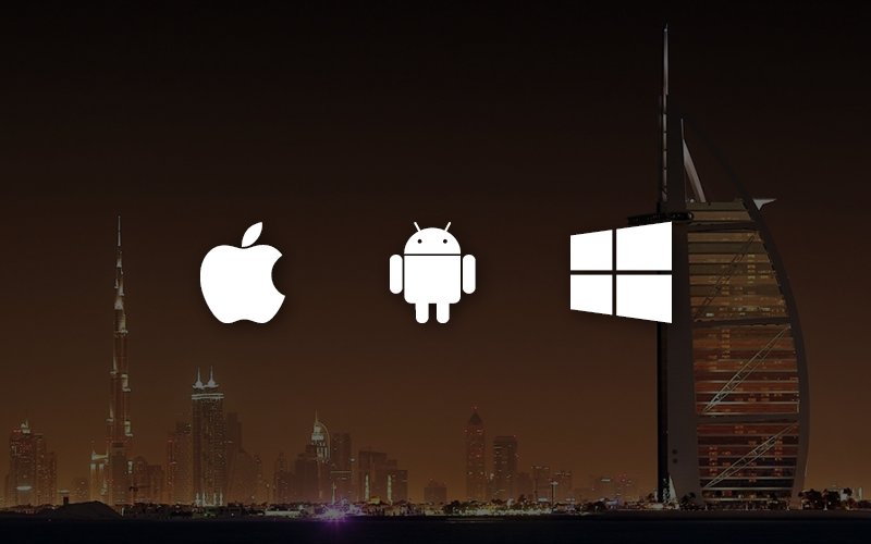 app development companies in Dubai