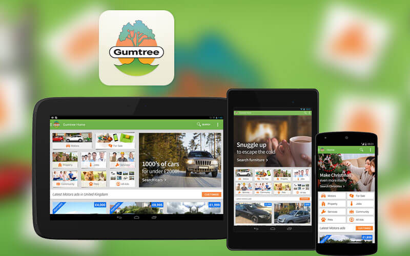 app like gumtree cost