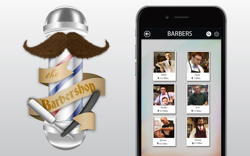 barbers app development