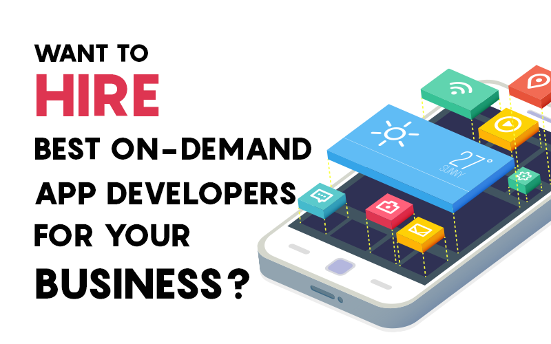 on-demand application developers