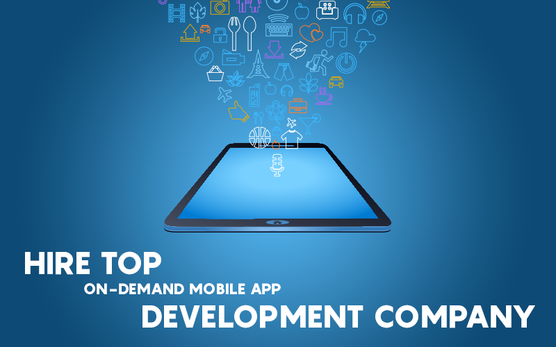 on-demand application development