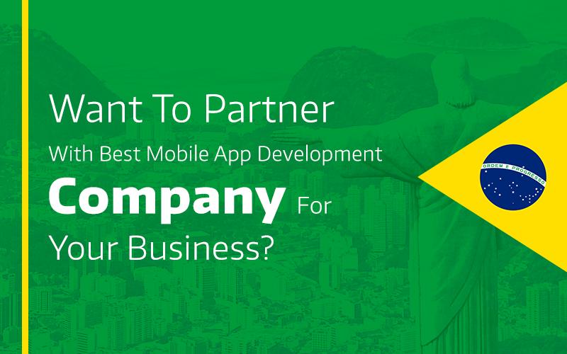 app development companies Brazil