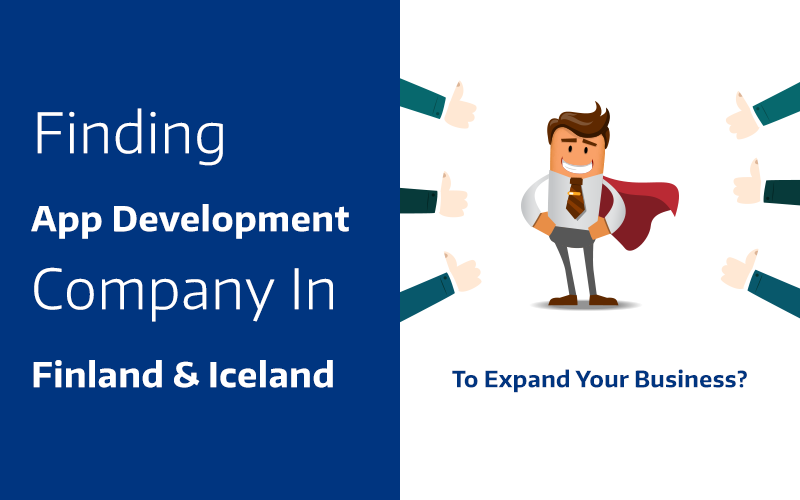 app development companies iceland
