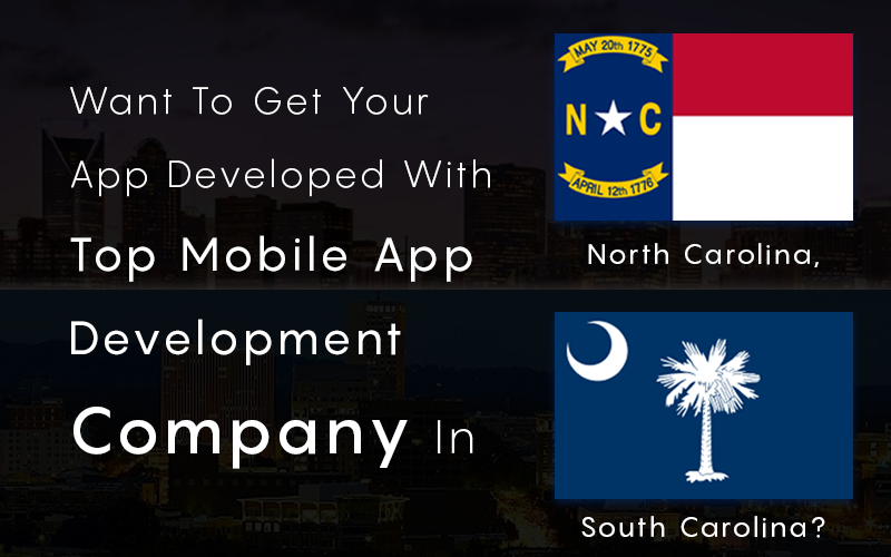 app development companies south carolina