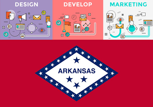 mobile app development company arkansas