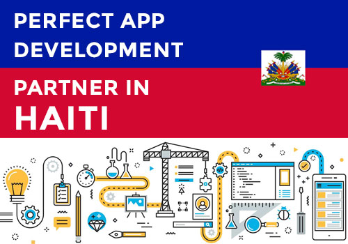 mobile app development company haiti