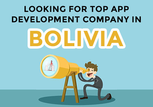 top app development company bolivia