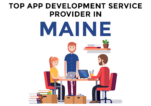 top app development company maine