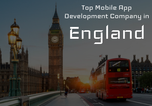 top app development company england