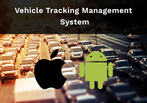 vehicle tracking management app ios and android