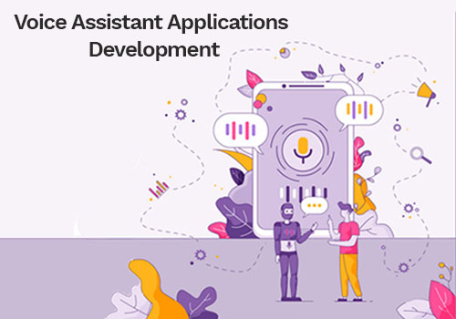 voice assistant app development thumb