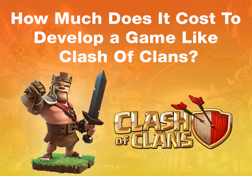 a game like clash of clans cost