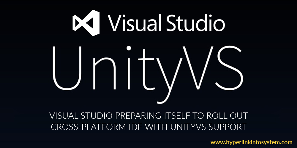 Visual Studio preparing itself to roll out Cross-platform IDE with UnityVs Support