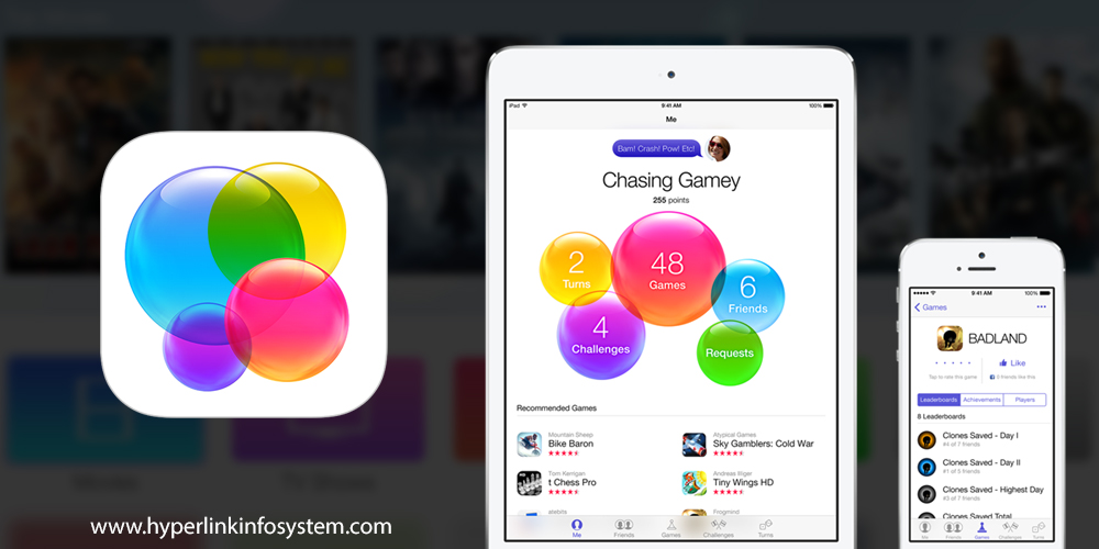 ios 9 game center