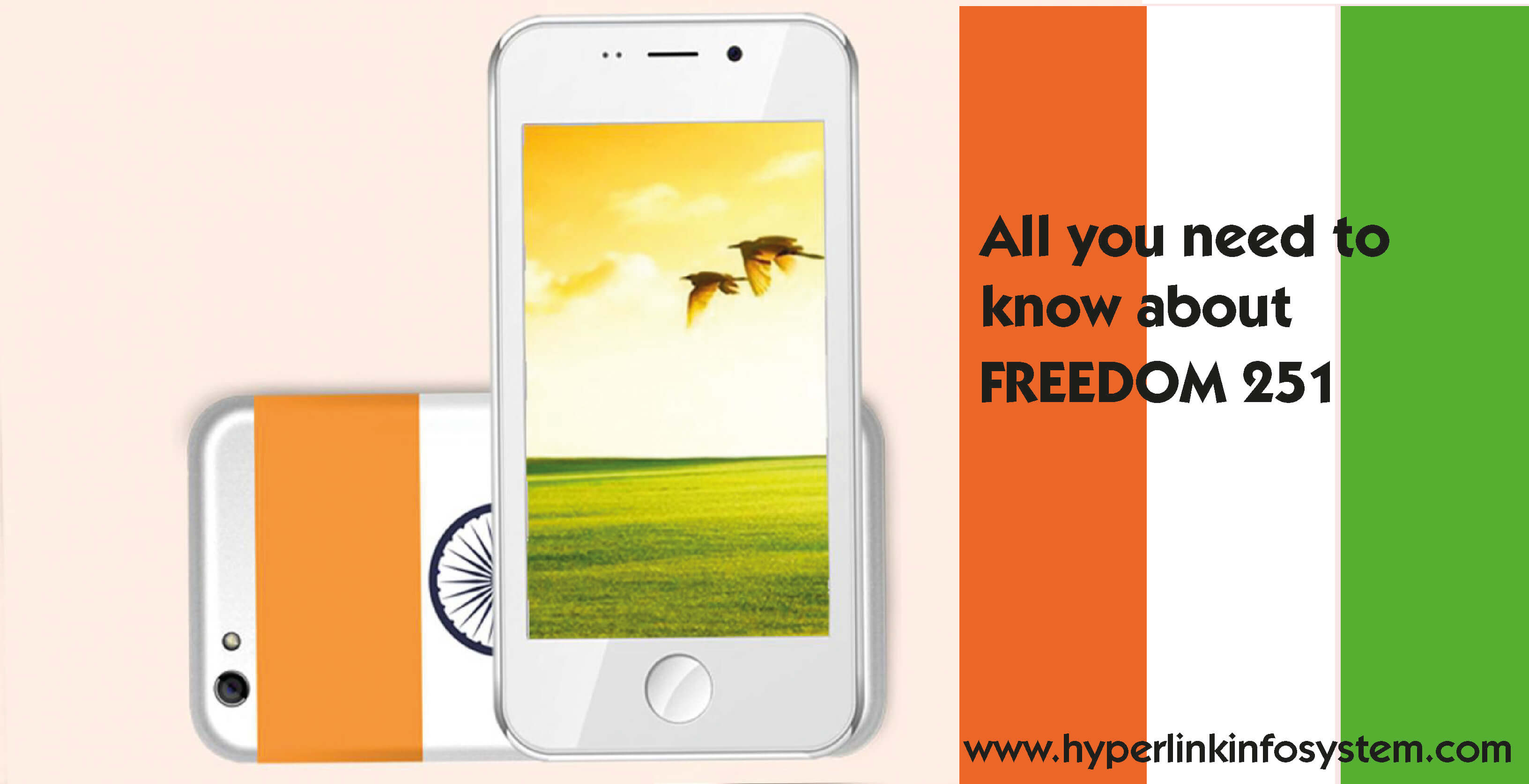 Freedom 251 : All you need to know about freedom Mobile phone 251 the cheapest phone of the globe developed in india