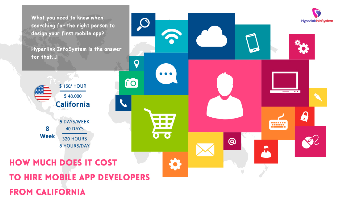 HOW MUCH DOES IT COST TO HIRE MOBILE APP DEVELOPERS FROM CALIFORNIA