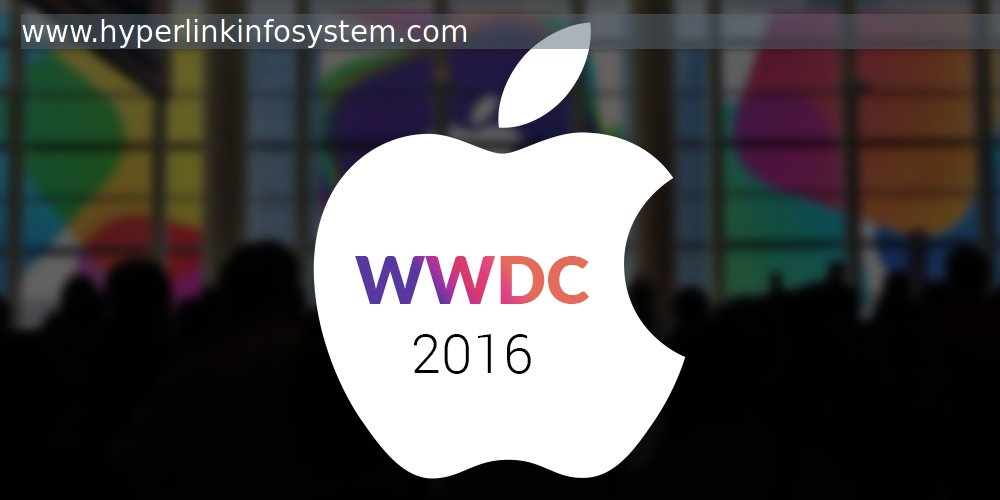 apple wwdc event