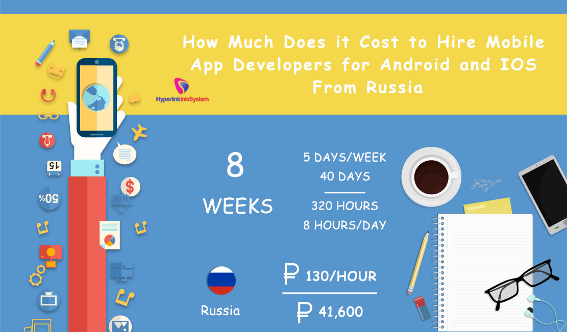 hire app developers russia