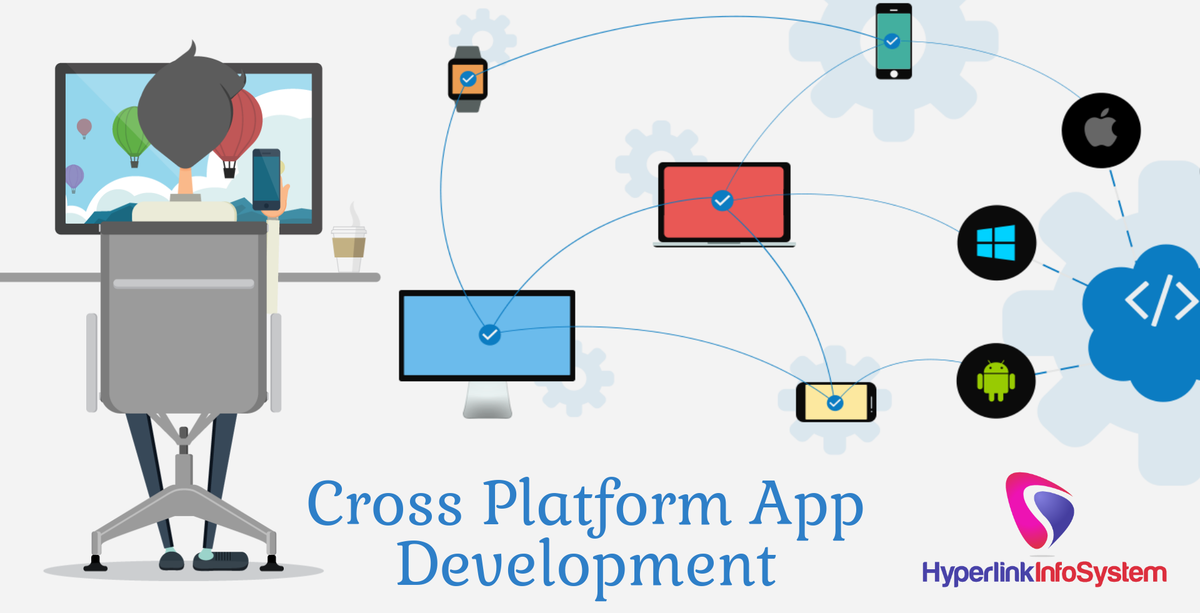 Cross Platform App Development : Gaining Traction Amongst Businesses and Enterprise
