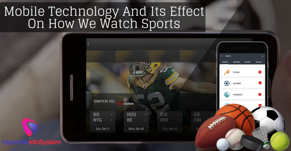 mobile technology for sports
