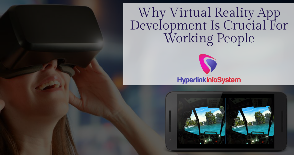 virtual reality app development