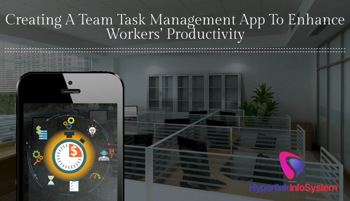 task management app development