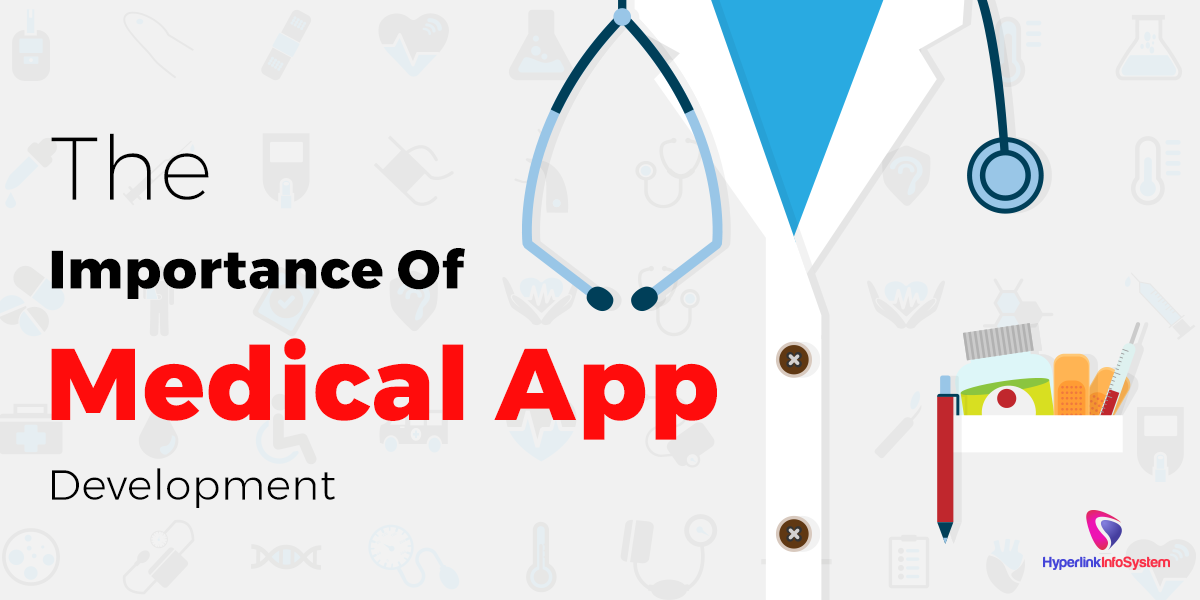 medical app development