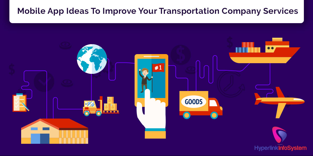 transportation app development