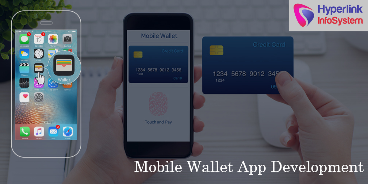mobile wallet app development