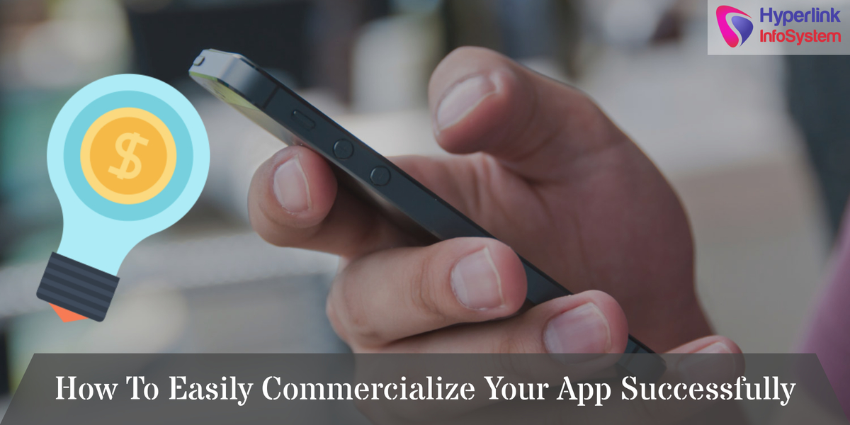 app commercialization