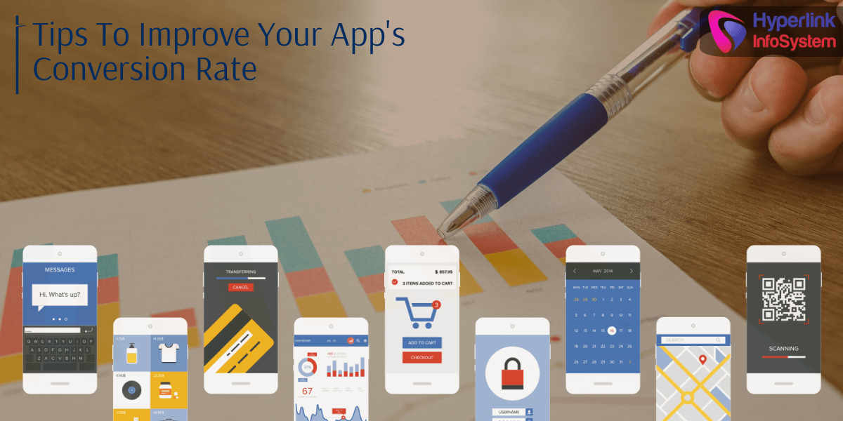 app conversion rate