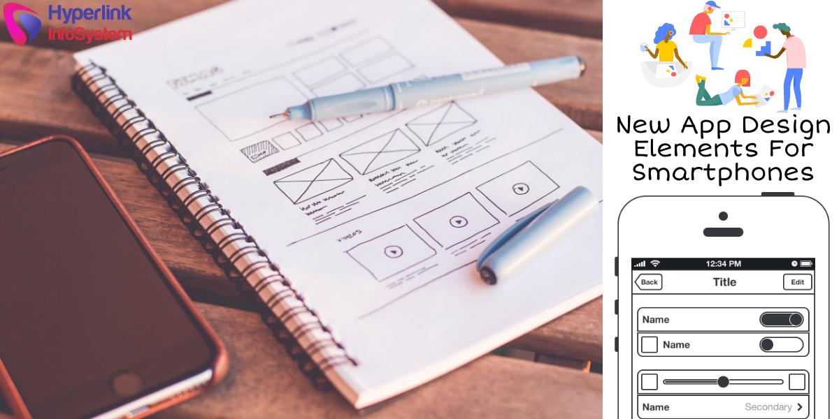 app design elements