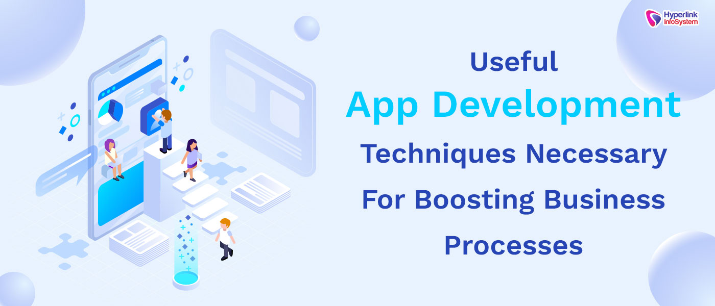 app development techniques