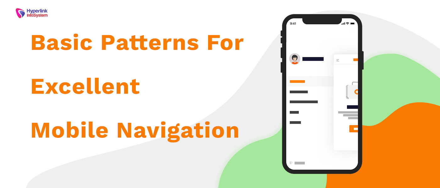 patterns for mobile navigation