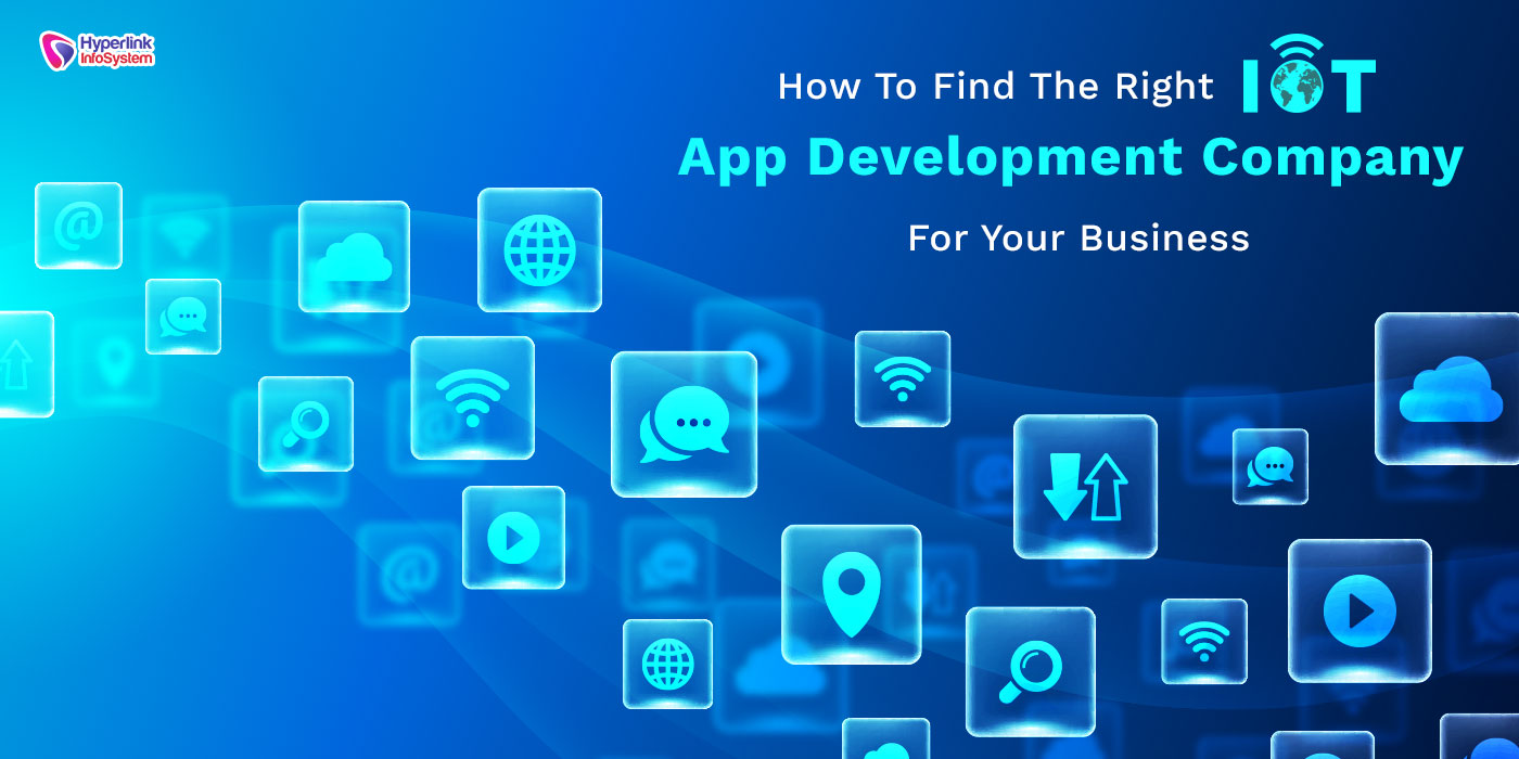iot app development company