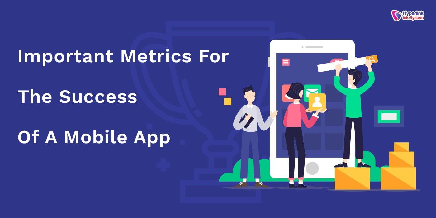 metrics for mobile app