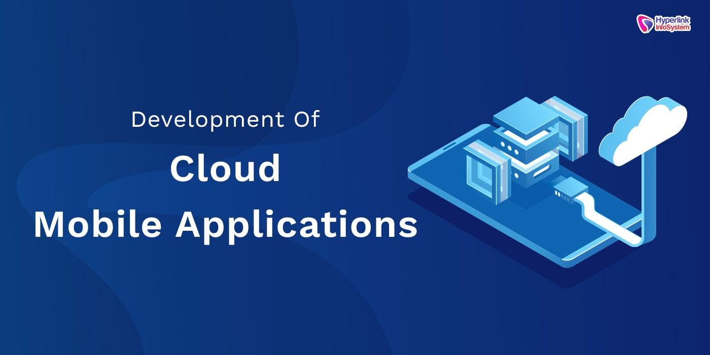 cloud mobile applications