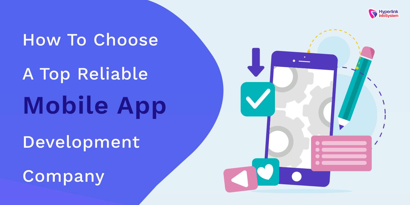 reliable mobile app development company
