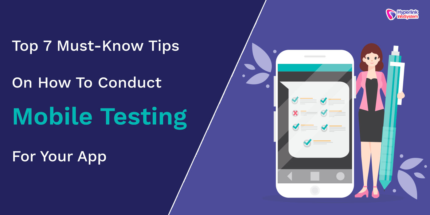 mobile testing for your app