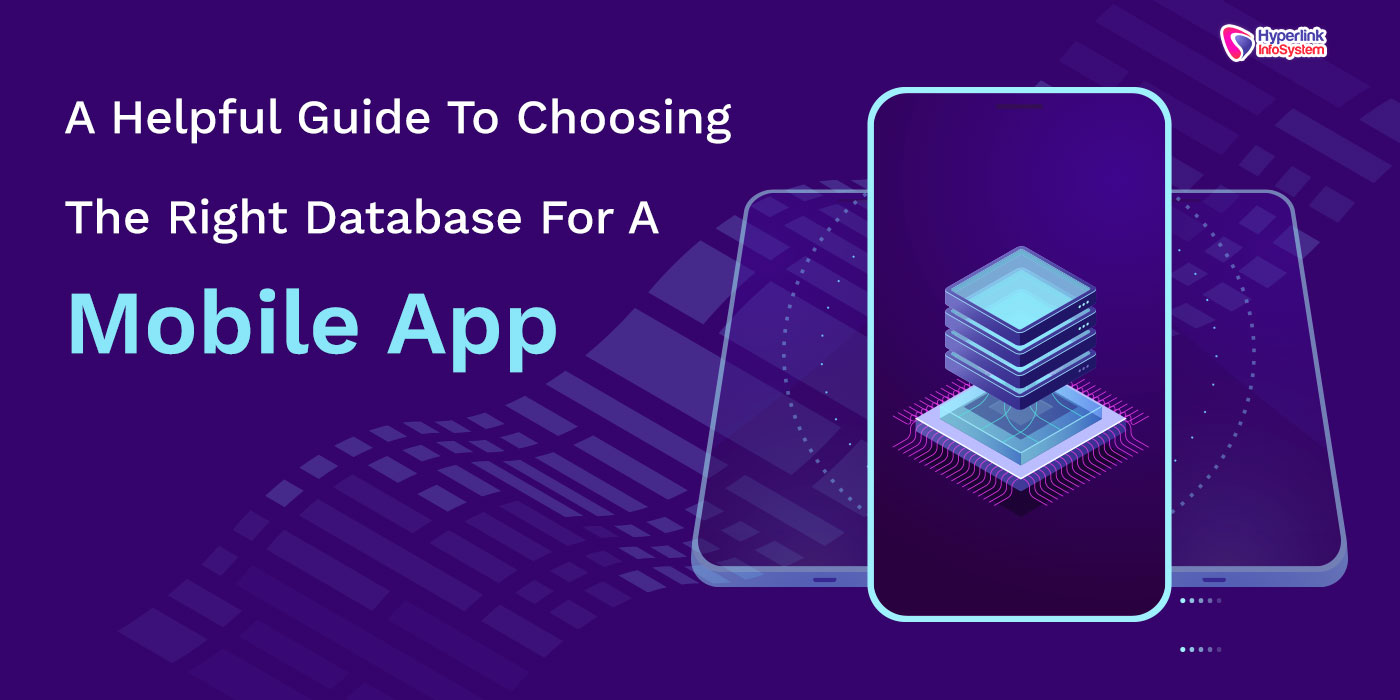 database for mobile app