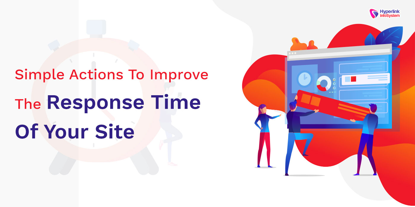 response time of your site