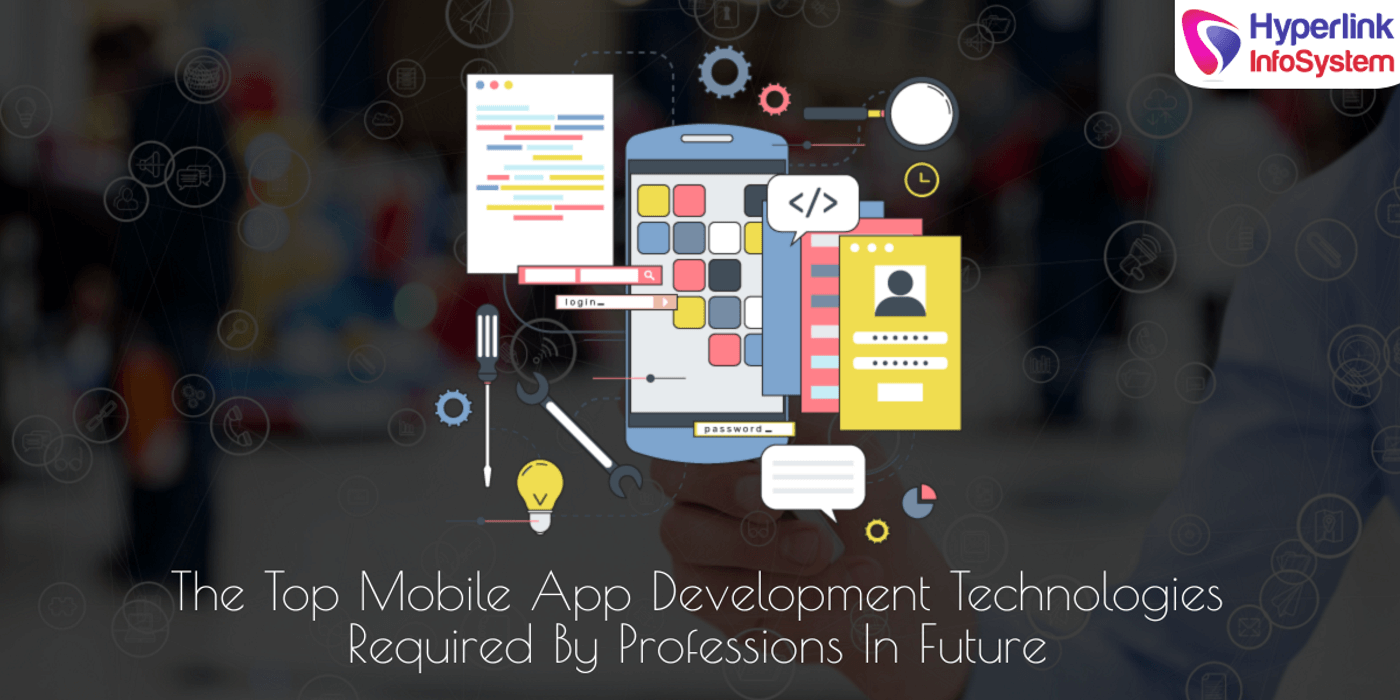 mobile app development technologies