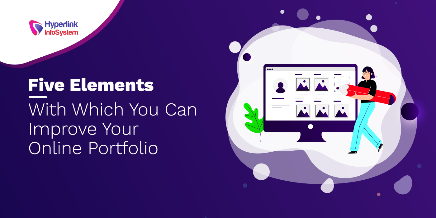 5 elements with which you can improve your online portfolio
