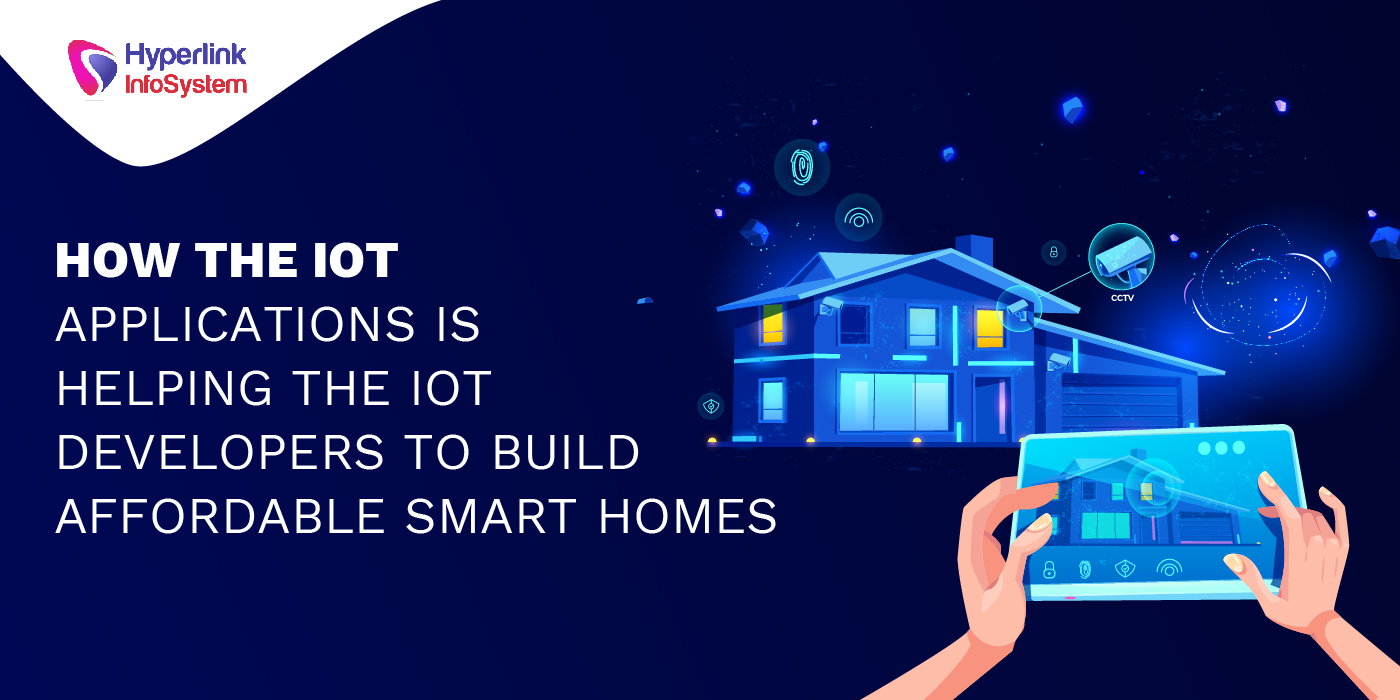 iot developers to build smart homes