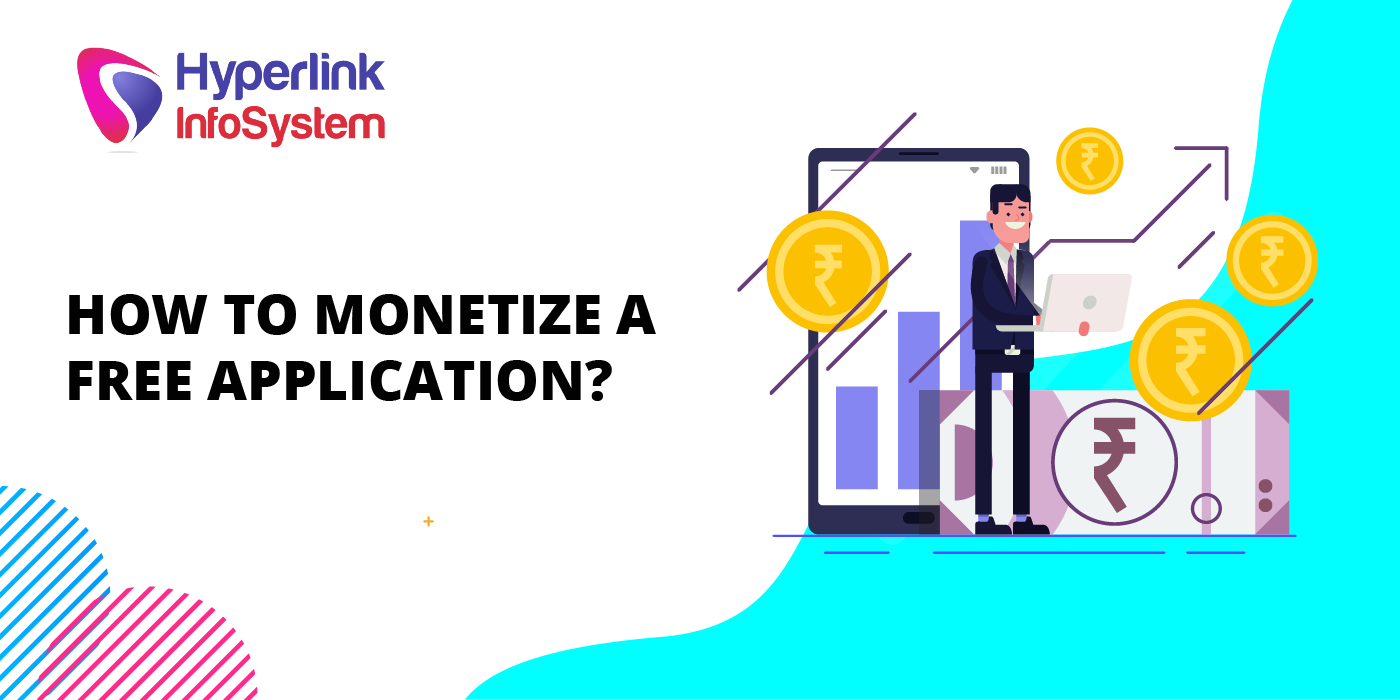 how to monetize a free application